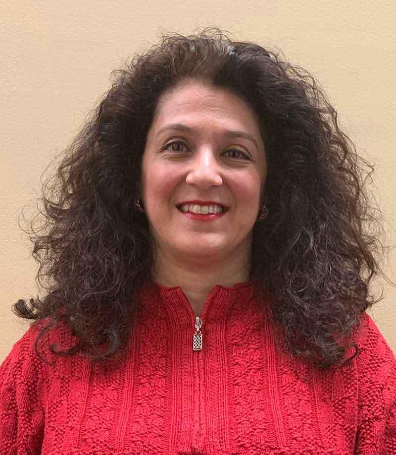 Maria Pasalides