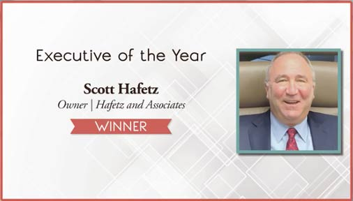 Executive of the Year' Winner